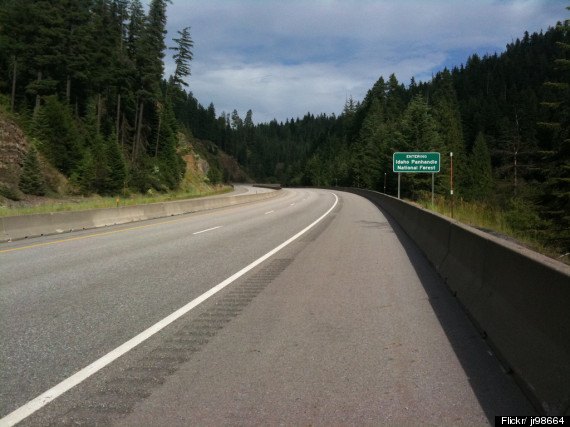 interstate 90 idaho