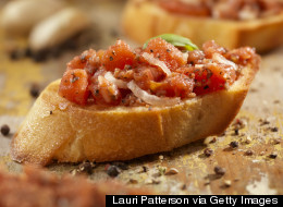 These Bruschetta Recipes Make For Simple Summer Entertaining