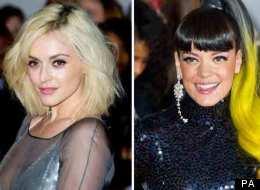Lily Fights Back At Fearne: 'I Did Not Blank You'