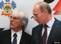 Ecclestone: '90% Of The World Would Agree With Putin On Gay Rights'