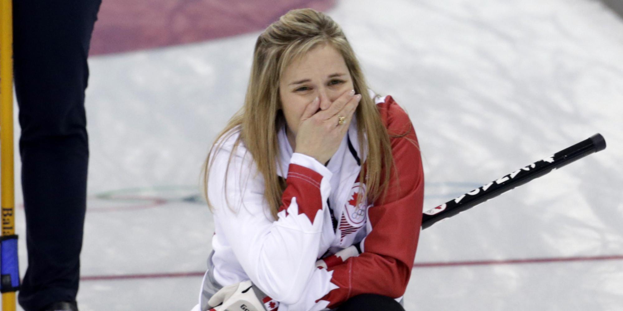 Jones Curling Gold Win Women's Curling Gold
