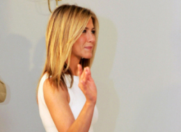 Jennifer Aniston Baby Food