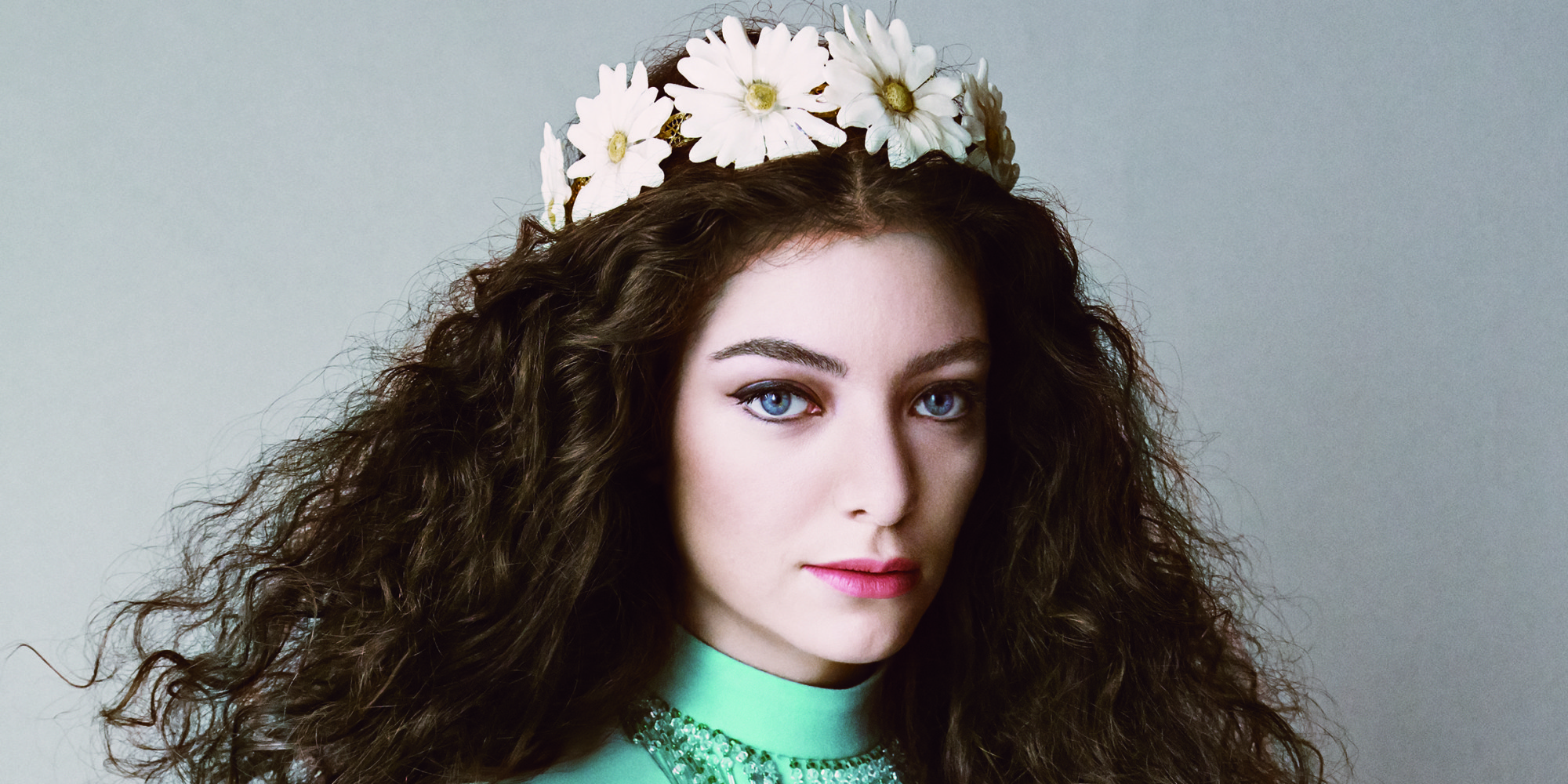 Lorde Wears Her Crown In The March Issue Of Vogue (PHOTO ...
