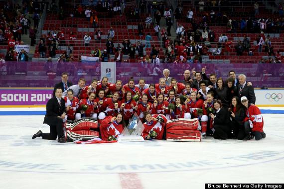 canada womens hockey