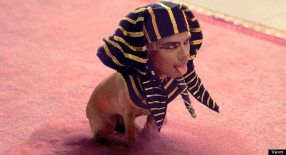 katy perry weird