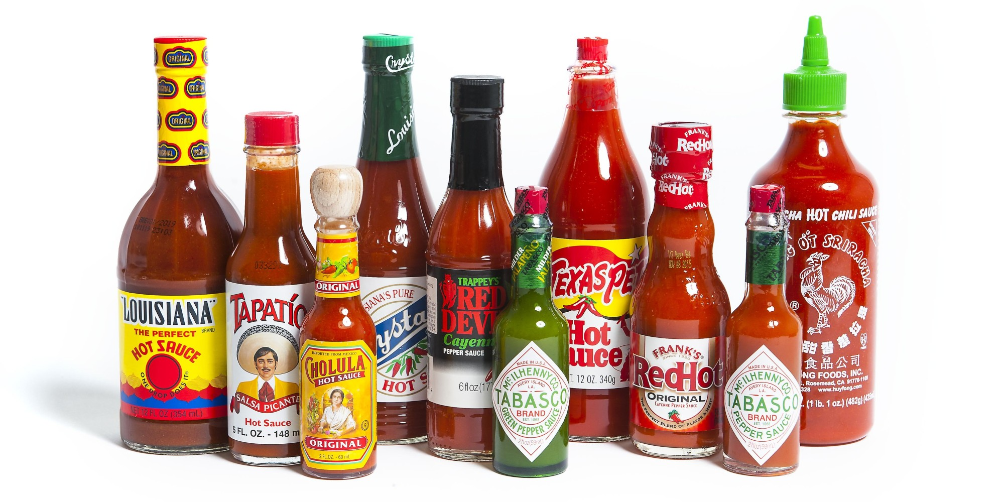 Taste Test: The Best Hot Sauce For Bloody Marys