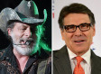 Rick Perry: I Have A Problem With Ted Nugent Calling Obama A 'Subhuman Mongrel'