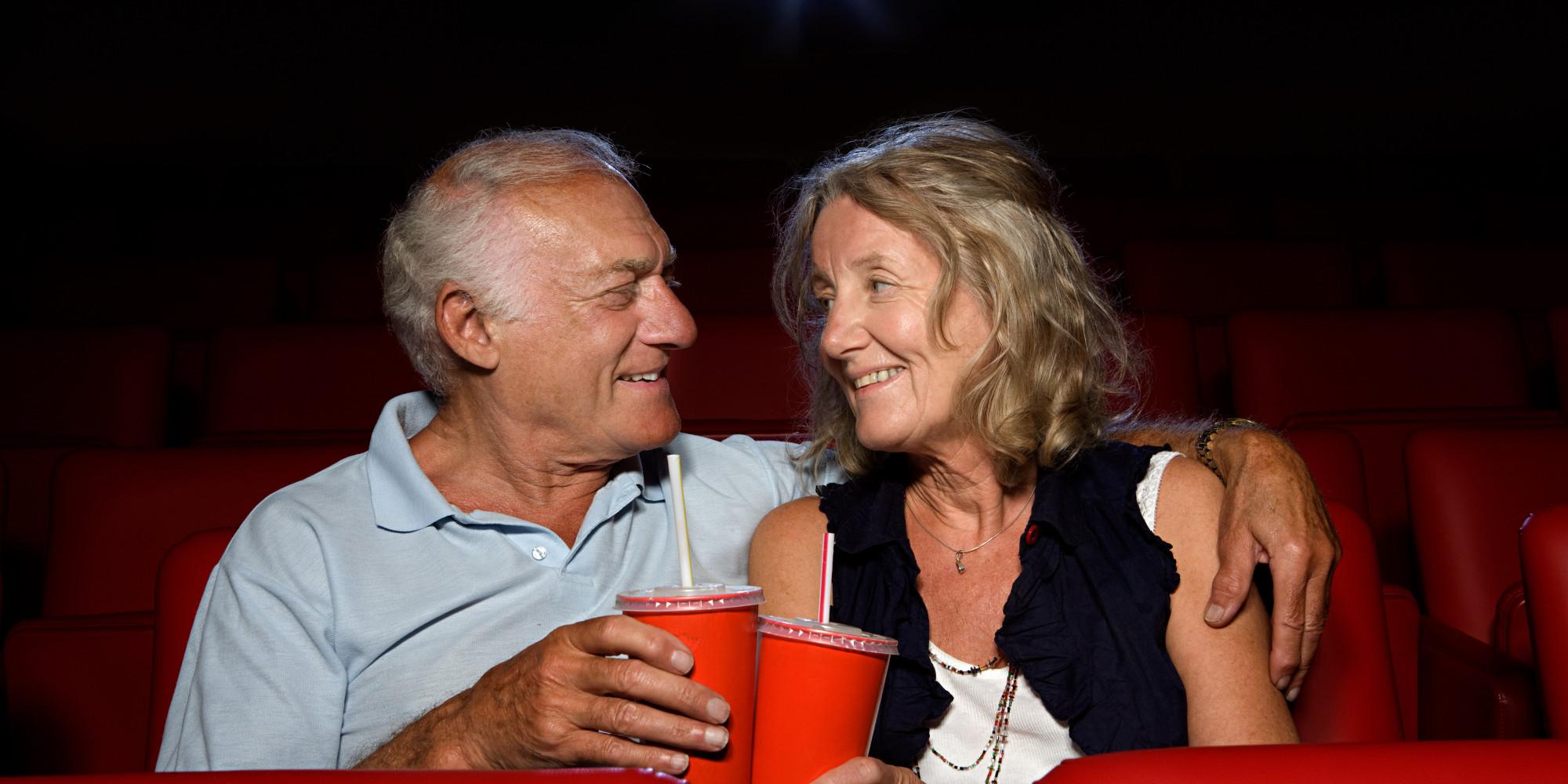 old folks dating