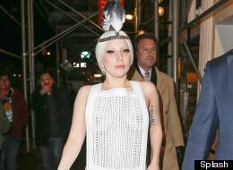 Does Lady Gaga Not Own A Bra?