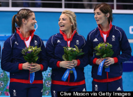 Darling Of The Ice: Team GB's Women's Skip Muirhead (PICTURES)