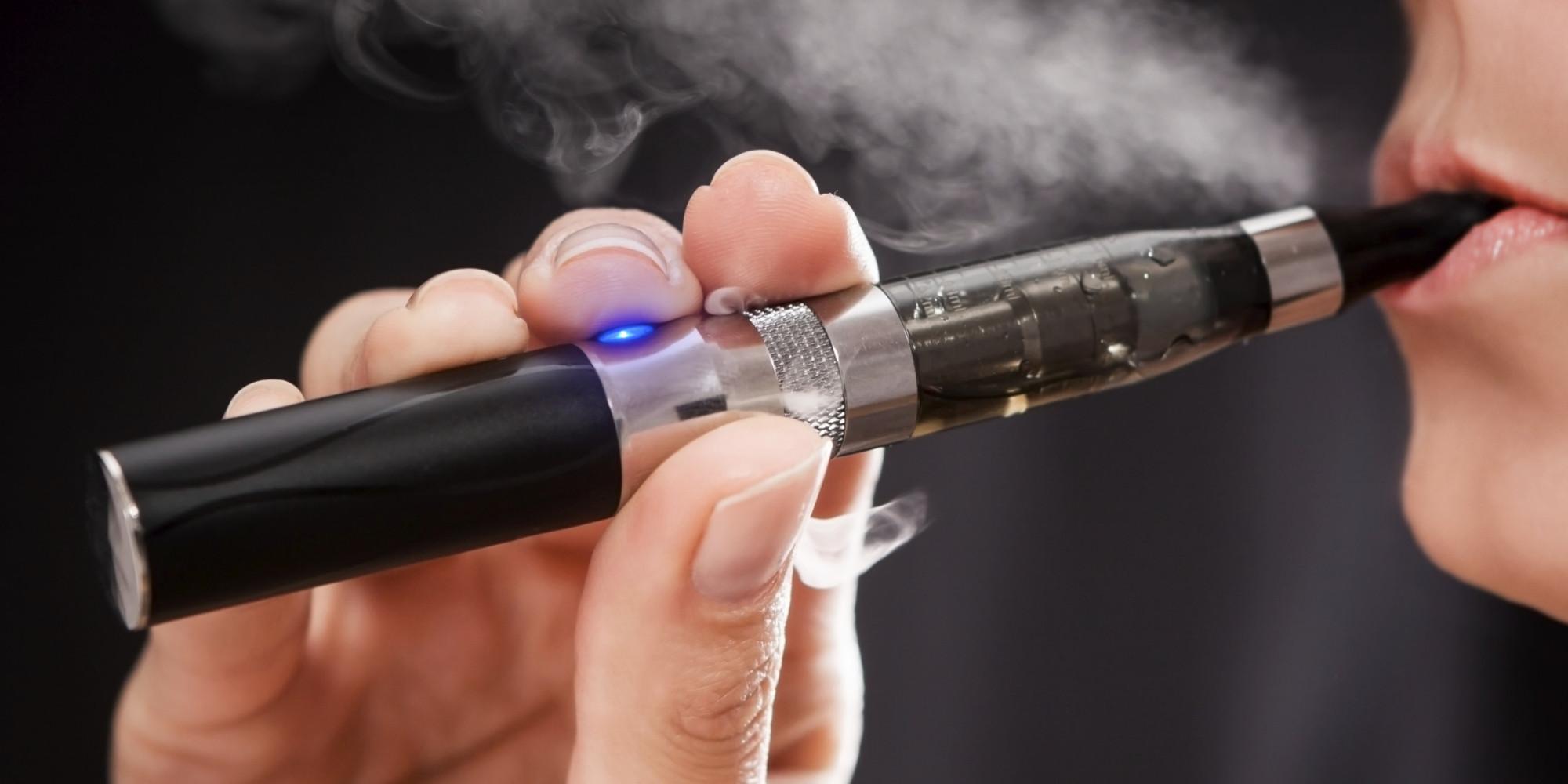 Deje de fumar... gracias al cigarrillo electrónico