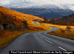 And Relax...The 10 Most Scenic Drives In The UK