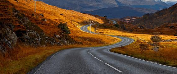 BRITISH ROADS