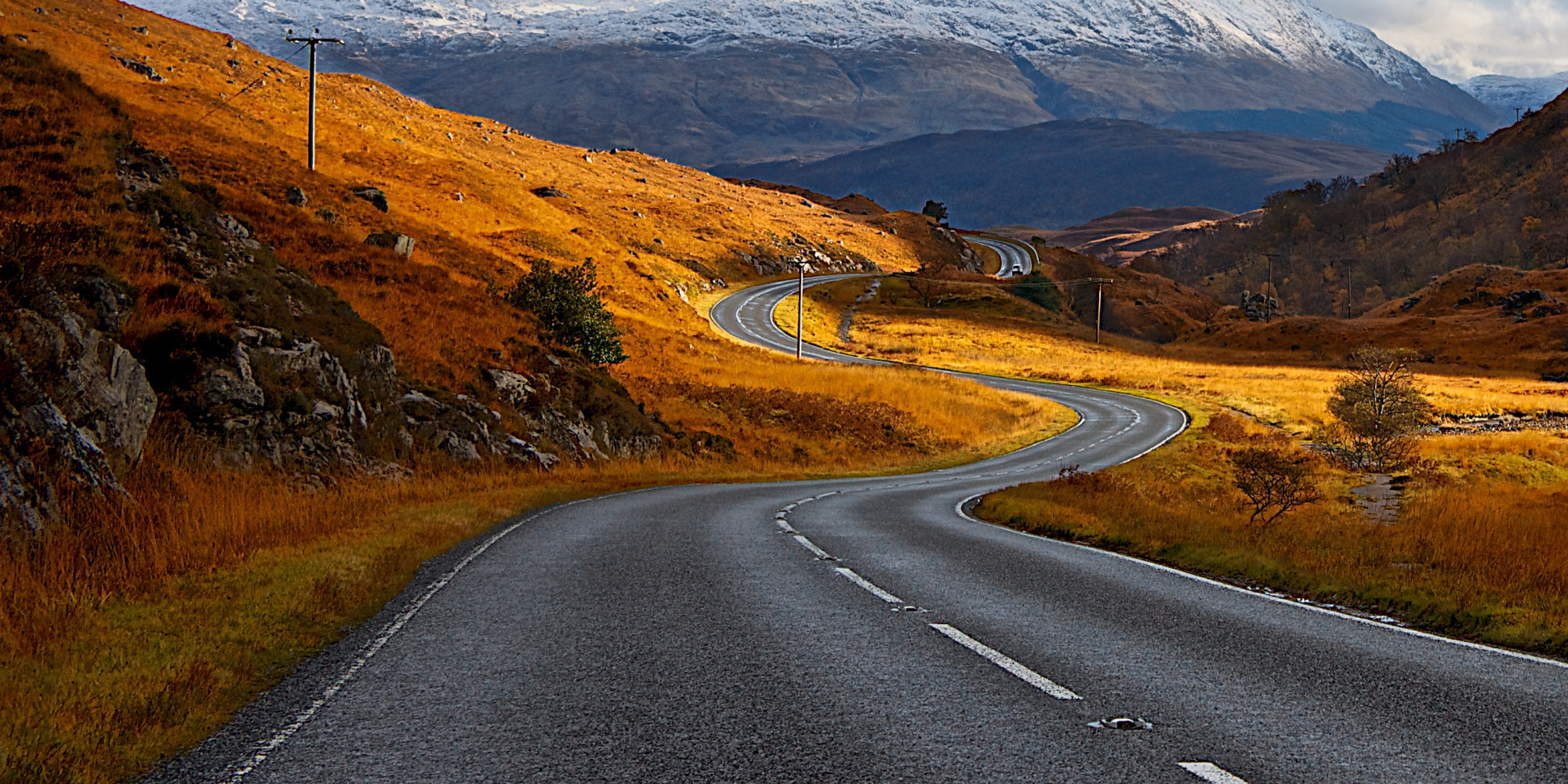 Travel 10 Most Scenic Drives In The Uk Pictures