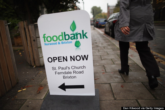 food bank church uk