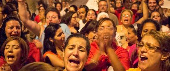 FEMMES TUNISIE