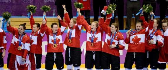 CANADA HOCKEY WOMEN