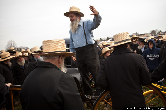 amish mud sale