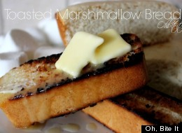 How To Make Bread That Tastes Like Toasted Marshmallows