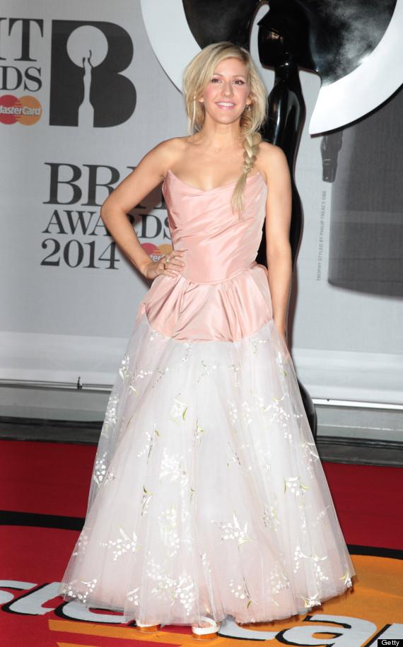 Ellie Goulding Prom