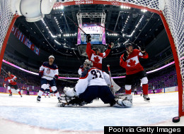 Canada Eliminates U.S Hockey, Again