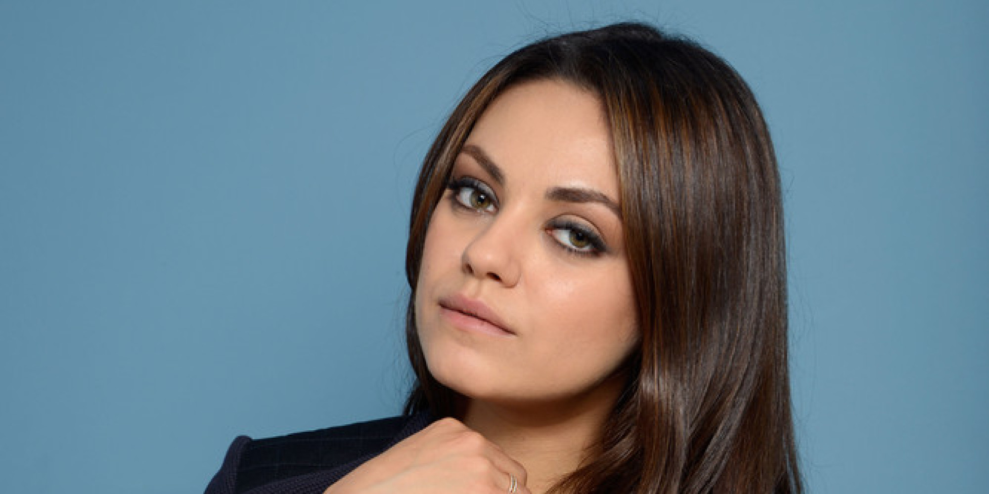Download image Mila Kunis Face PC, Android, iPhone and iPad