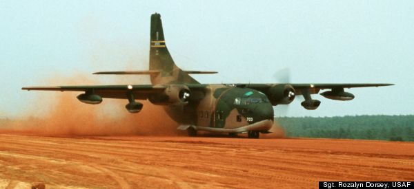 Agent Orange Planes Posed Health Risk To Servicemen Even After War