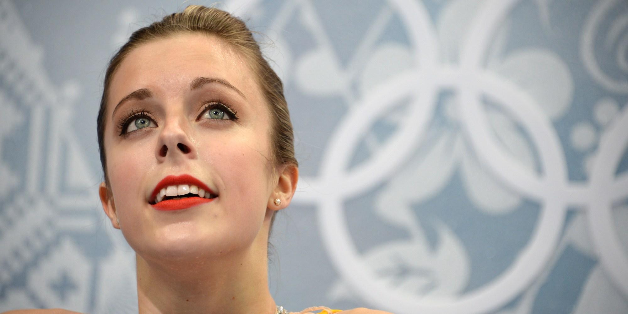 Ashley Wagner Blasts Olympic Figure Skating Judging Calls