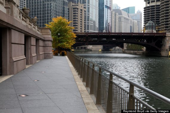 o CHICAGO RIVERWALK 570 This Is What Chicago Could Look Like In 2034