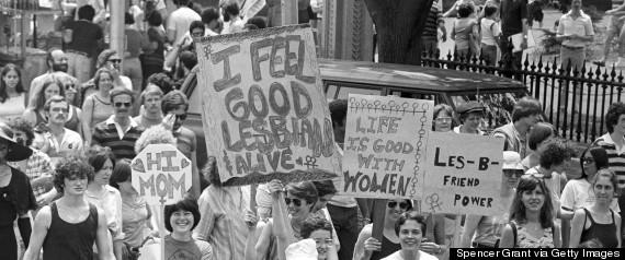 pride parade 1970