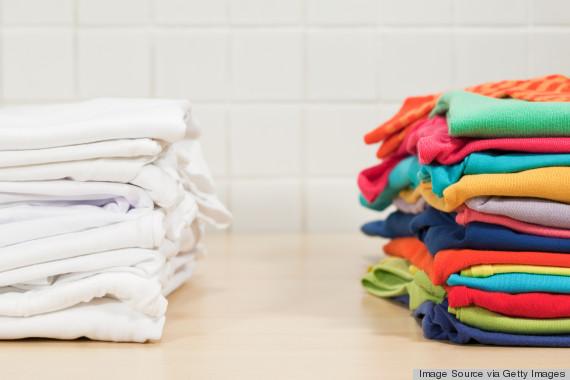 Cómo secar la ropa en una secadora de ropa - maniquíes
