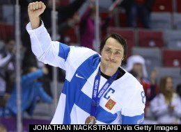 Finland's Bronze: A Hockey Legend Bows Out in Sochi