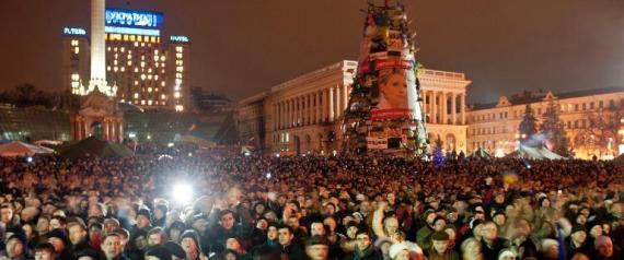 UKRAINE REVOLTE