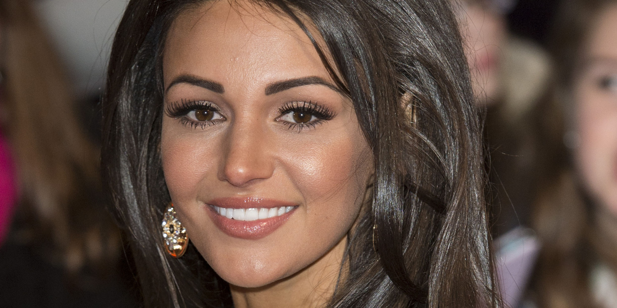 Michelle Keegan For 'Strictly'? 'Coronation Street' Star ... K Michelle Before And After Teeth