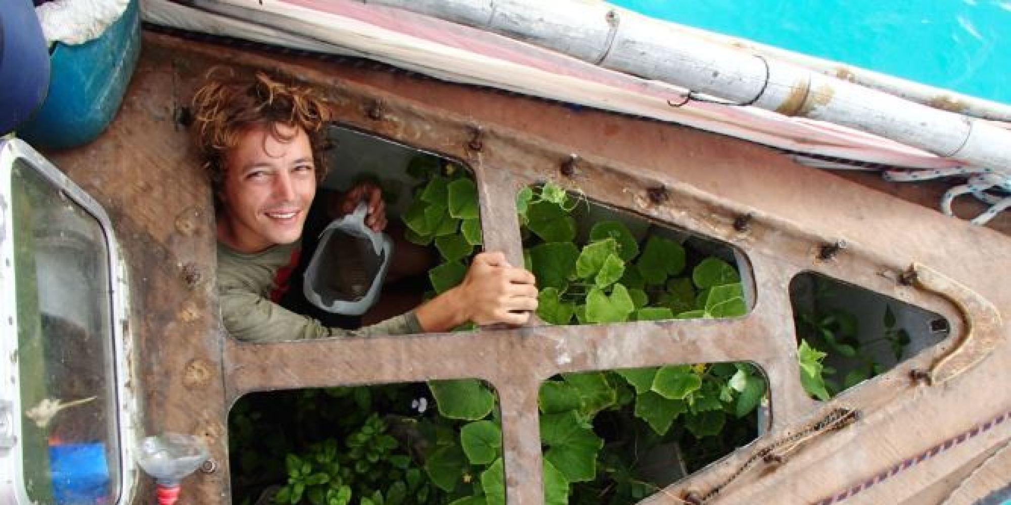 Corentin de chatelperron la rivoluzione ecologica naviga for Piani di costruzione di piccole case