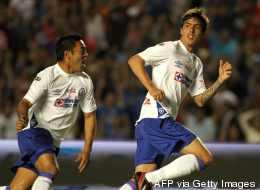 Cruz Azul lidera el irregular torneo mexicano