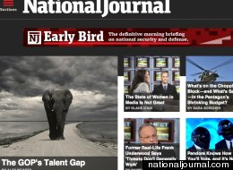 New National Journal Editor To 'Reinvent' Magazine