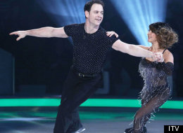 Kyran Bracken Crashes Out Of Dancing On Ice