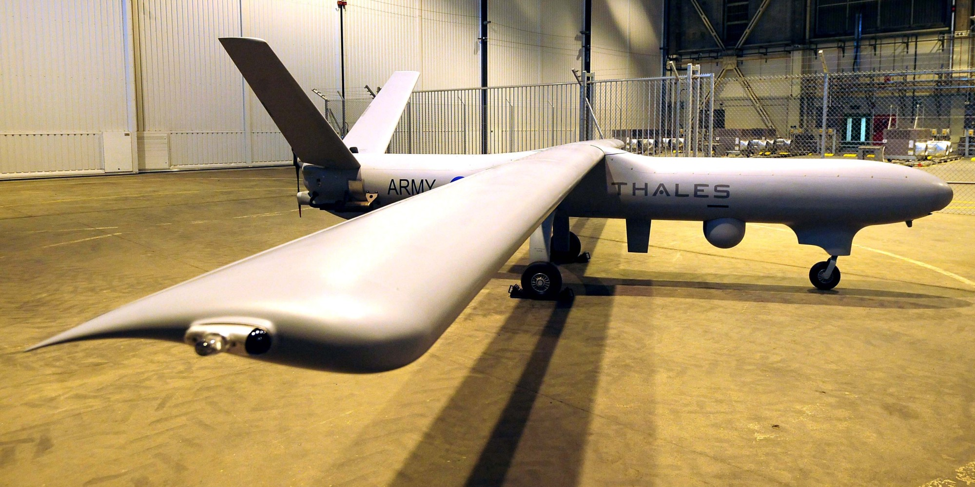 Army S Watchkeeper Drone To Fly Above British Skies