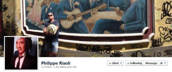 PHILIPPE RISOLI FB