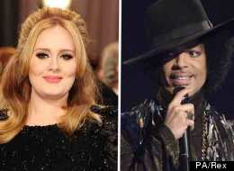 Has Adele Bagged Prince For Her New Album?