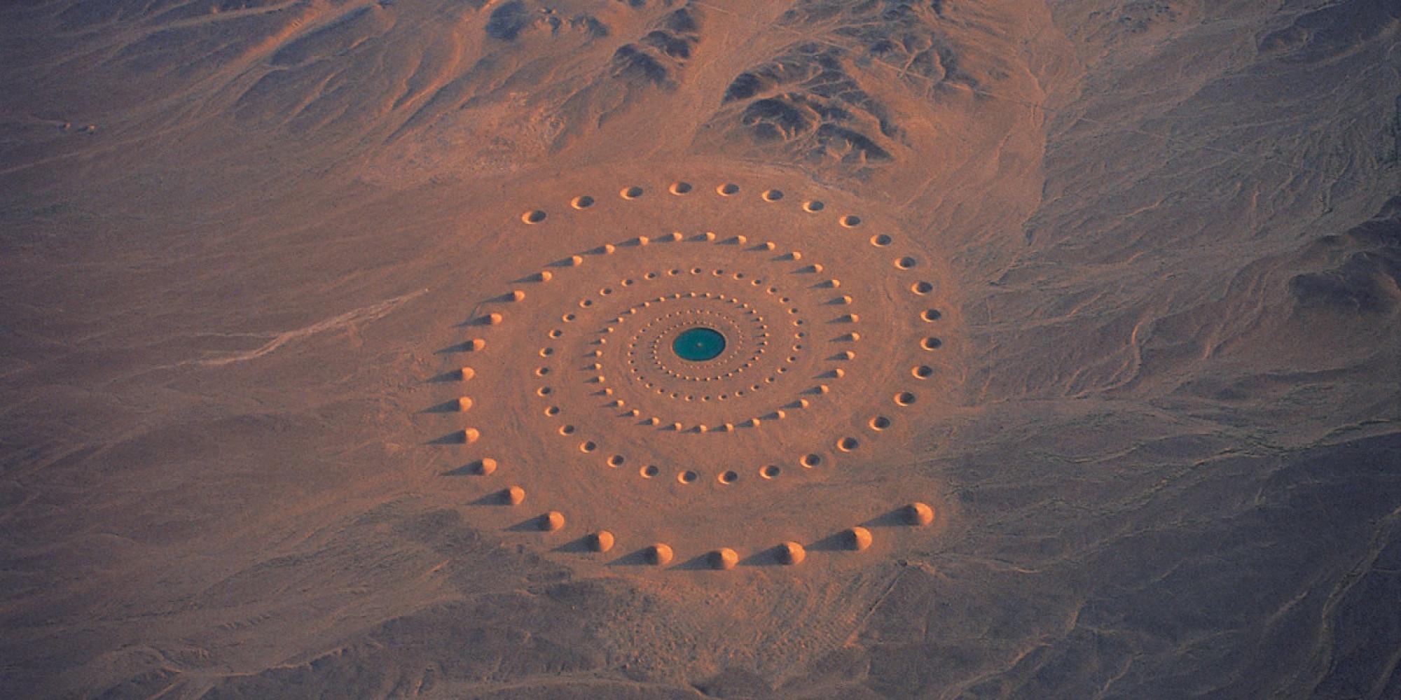 «Дыхание Пустыни» в Египте