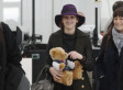 Jennifer Lawrence & Teddy Bear: Actress Spotted Sucking Thumb & Clutching Stuffed Toy At Heathrow (PHOTOS)