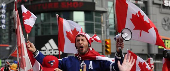 YONGE DUNDAS CANADA HOCKEY