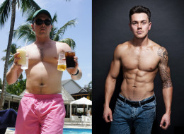 PICS: Ray Quinn's Amazing Body Transformation