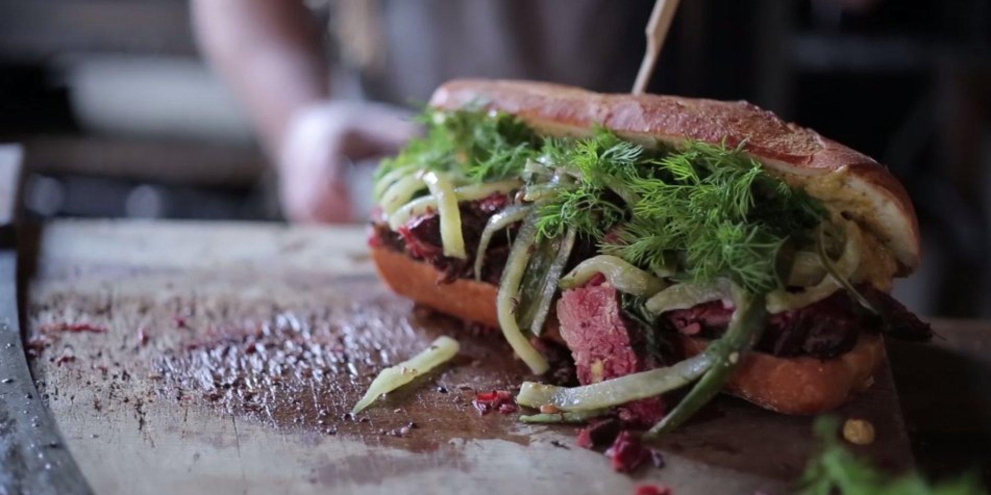 pastrami sandwich tgp