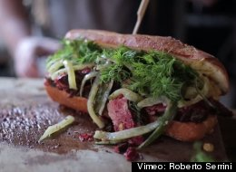 This Is The Best Pastrami Sandwich Video We Have Ever Seen