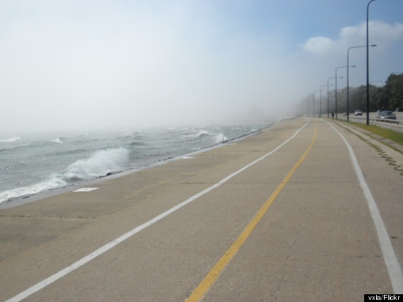 o CHICAGO LAKE FRONT TRAIL 570 This Is What Chicago Could Look Like In 2034