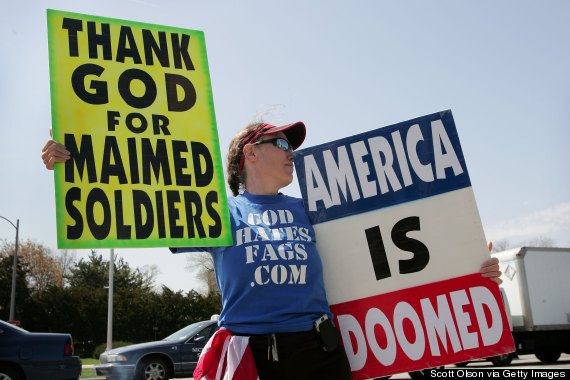 westboro baptist church veterans