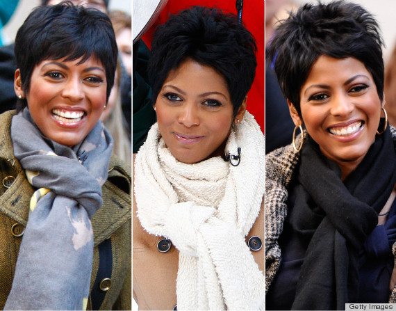 sophisticated hair styles create your psychically and personality wise 9830 | o TAMRON HALL TODAY SHOW STYLE 570